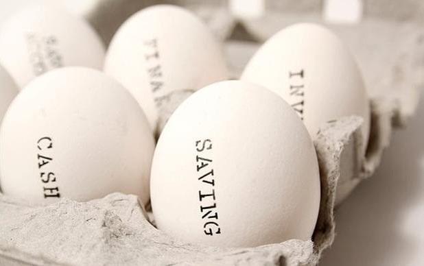 31% of Britons have given up saving